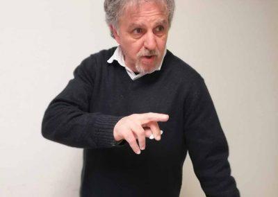 Professore della Scuola Leon Battista Alberti
